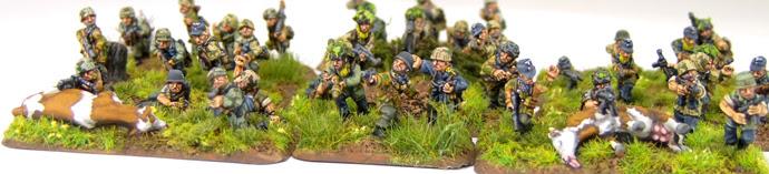 Fallschirmjäger Platoon (1)
