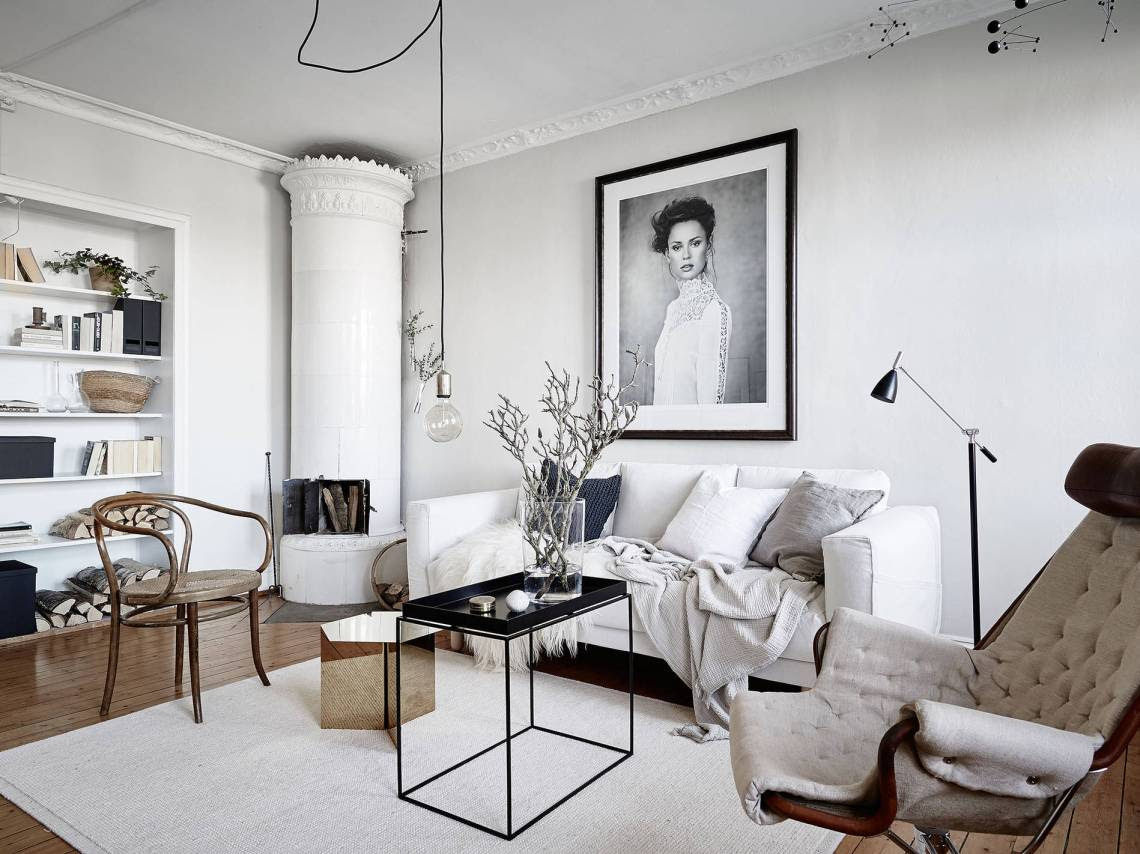 Turn Of The Century Home With Modern Details Coco Lapine