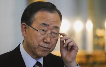 UN Secretary-General Ban Ki-moon [file photo]