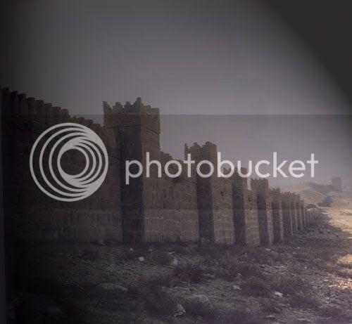 Muros de Nínive