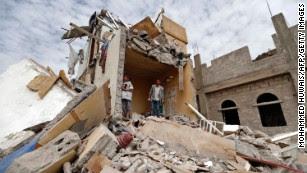 Saudi Arabia calls deadly strike on Yemeni civilians a 'mistake'