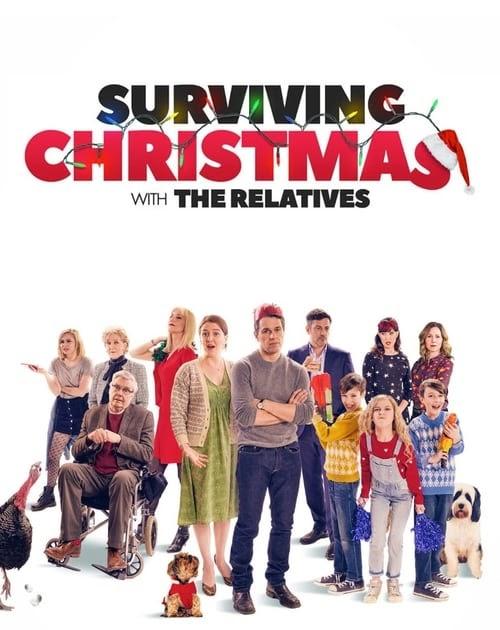 Ver Película de Surviving Christmas with the Relatives (2018) Completa en Español Latino