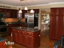 Kitchen Cabinet Refacing Orland Park | Save Wood Cabinets