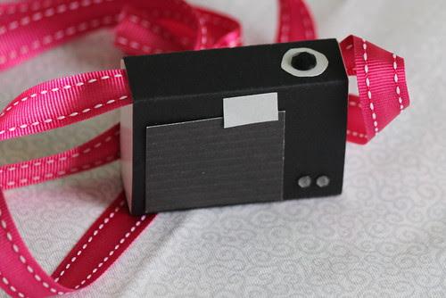 Matchbox camera back
