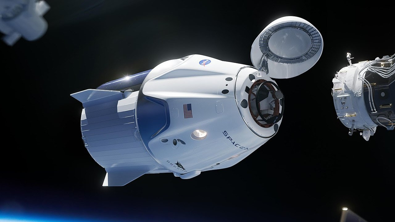 SpaceX's Crew Dragon is the modified version of the Cargo Dragon that SpaceX has been using during its re-supply missions to the ISS.