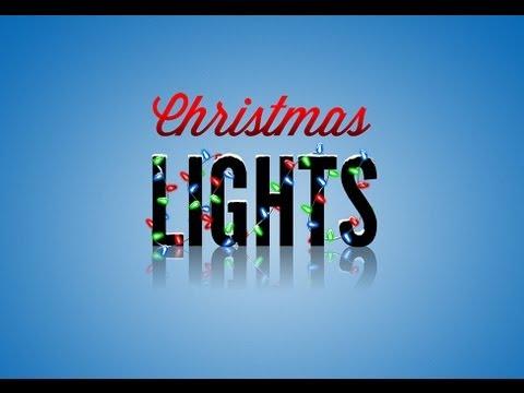 Christmas Lights Music Box Dancer