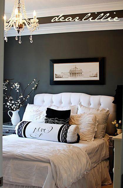 uniqueshomedesign:Master Bedroom charisma design
