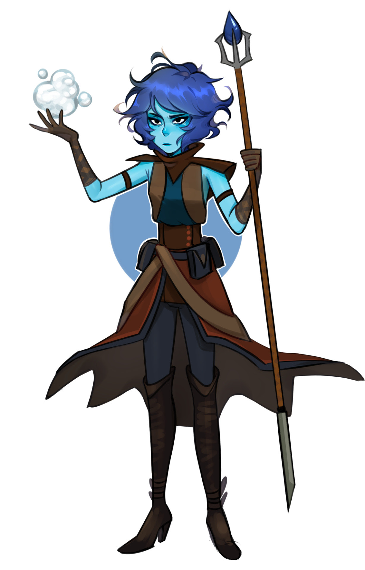 little crossover with dragon age for russian su ask lapis - calpernia
