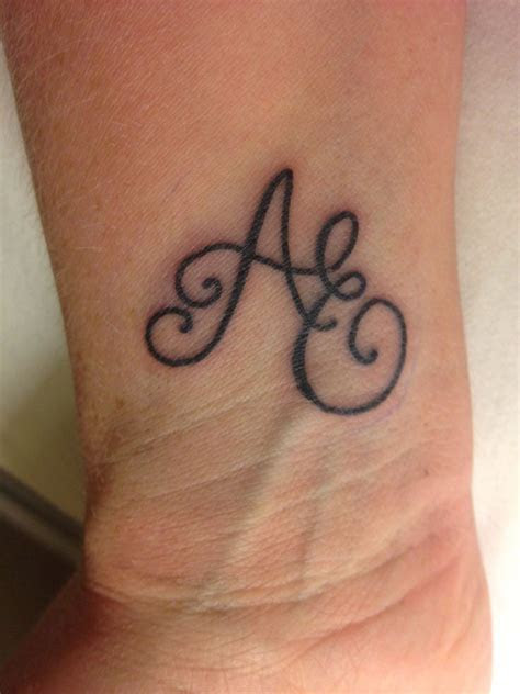 70  Letter A Initial Tattoo Designs, Ideas and Templates