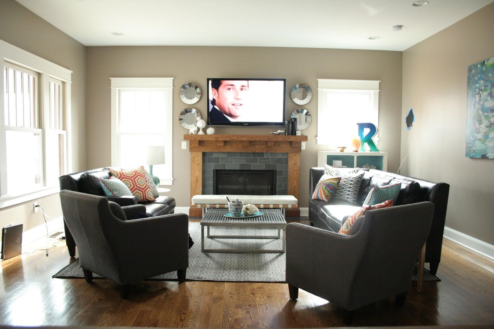 Living Room Furniture Arrangement Homesfeed