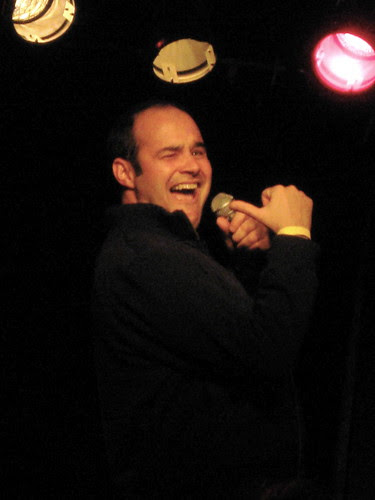 Robert Buscemi @ Chicago Underground Comedy March 31, 2009