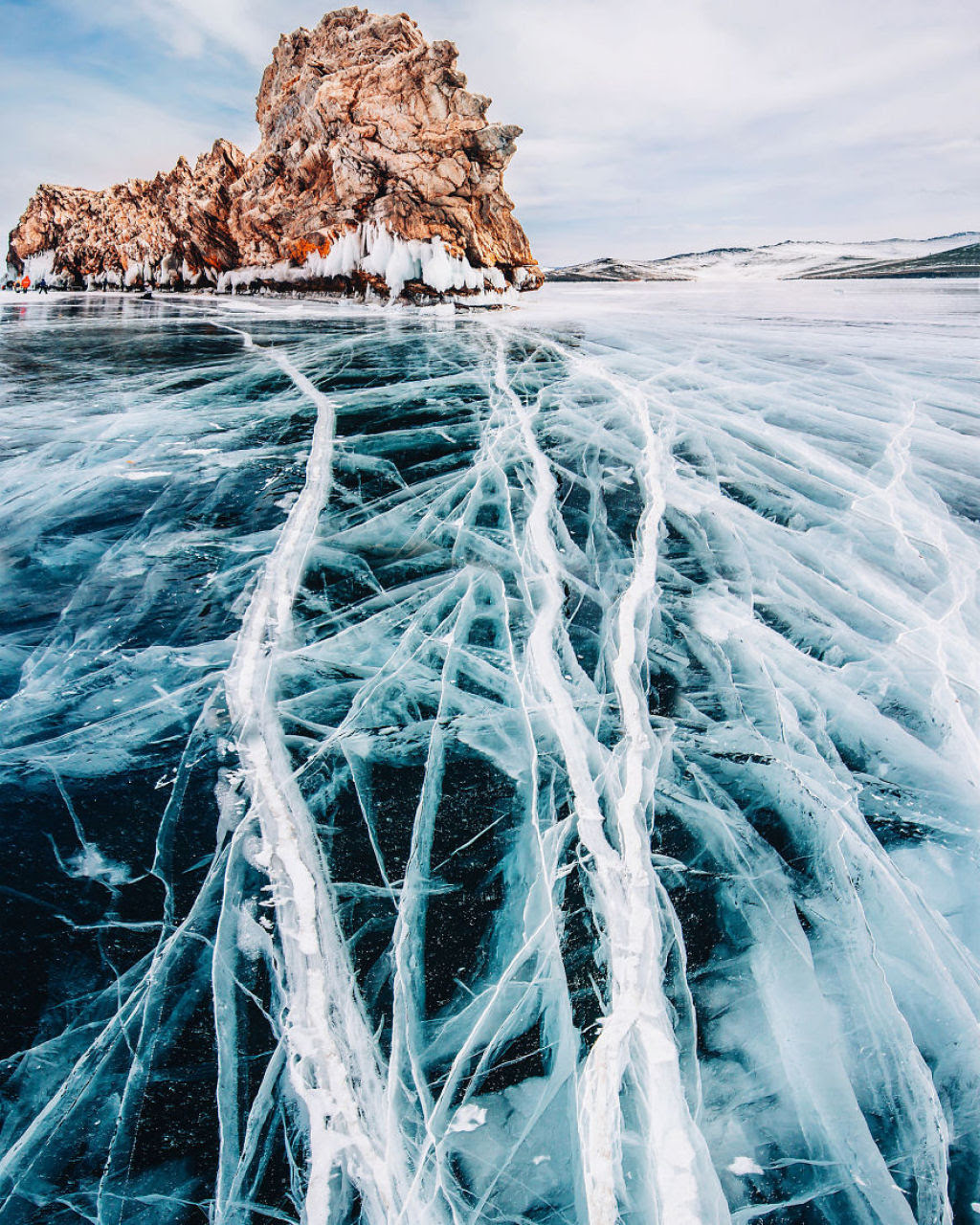 A beleza do lago mais profundo e antigo da Terra: o Baikal 02