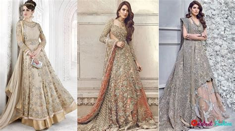 Top 10 Beautiful Pakistani Designer Bridal Wedding Dresses