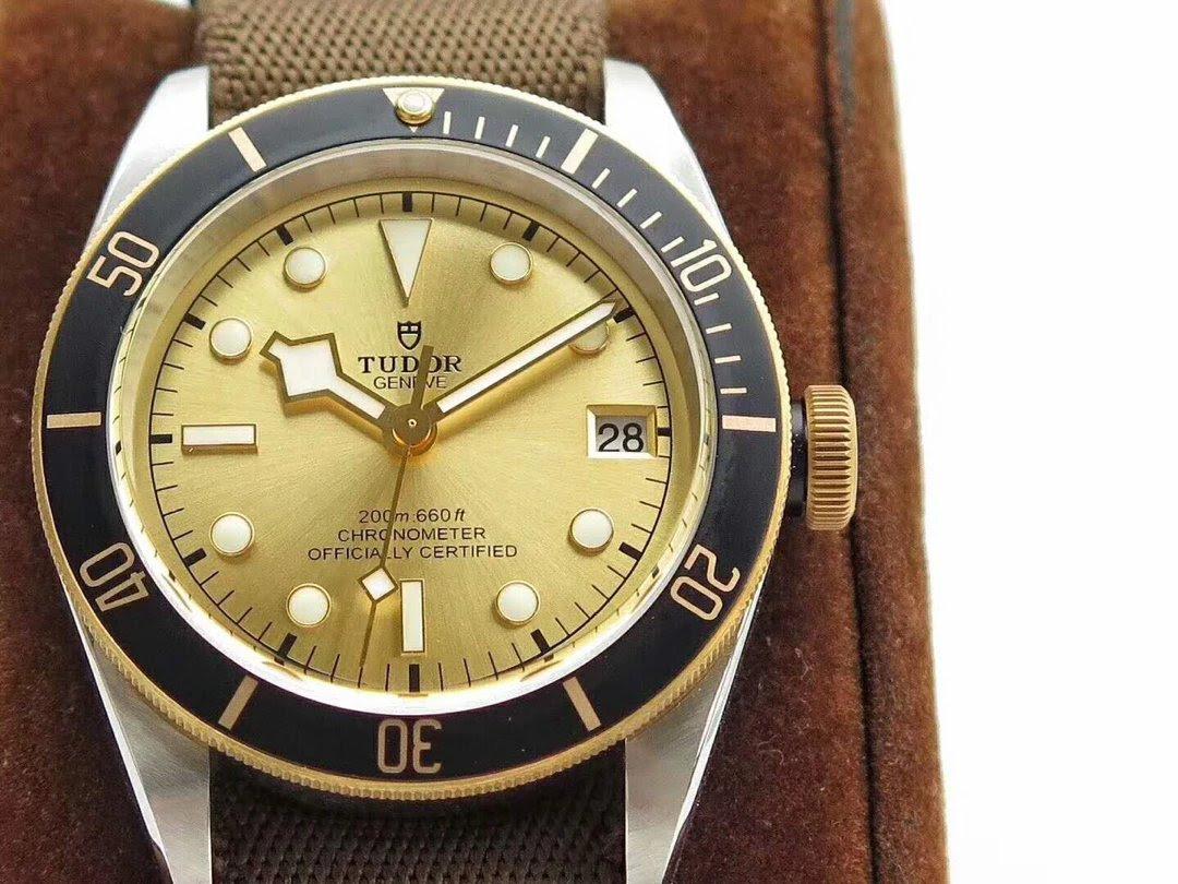 Replica Tudor Nylon Strap Watch