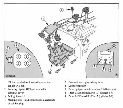 Aamidis Blogspot Com  Ford Fiesta Ignition Coil Wiring Diagram