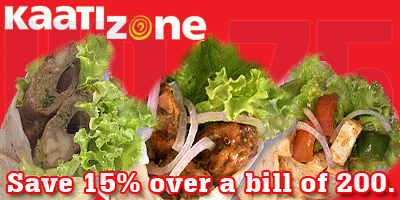 Discount coupon for Kaati Zone