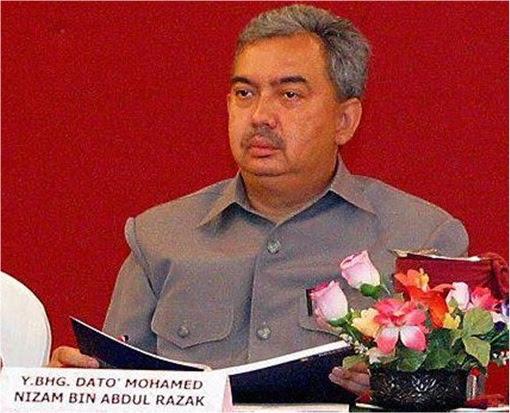 Najib Razak Cronies - Mohamed Nizam Razak