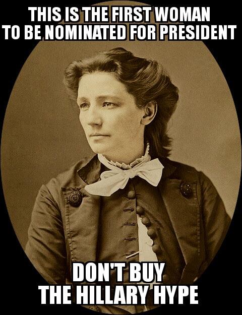 Woman Pres