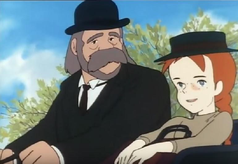 anna dai capelli rossi episodio 10 - (Anime) Anna Dai Capelli Rossi 11 Marilla Perde Una Spilla Di