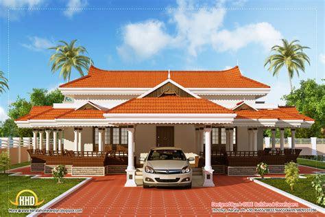 kerala model house design normal house  kerala
