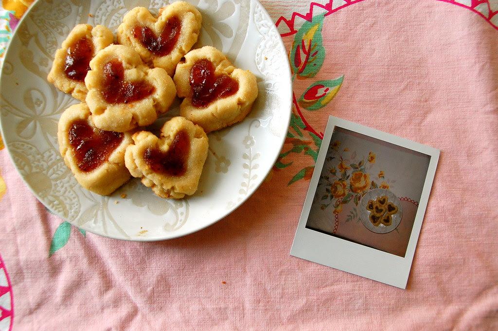 i love cookies and polaroids