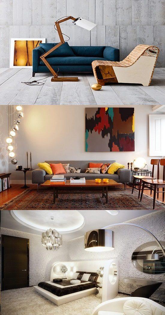 Modern vintage interior design Interior design - Stylish Interior In Miami, Florida