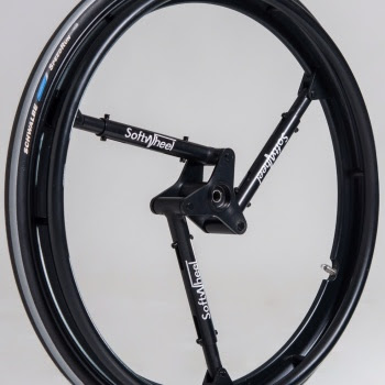 SoftWheel with in-wheel suspension