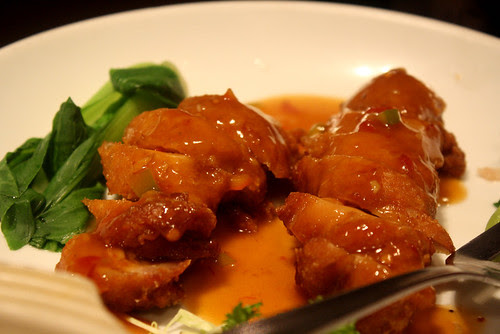 Mandarin Chicken