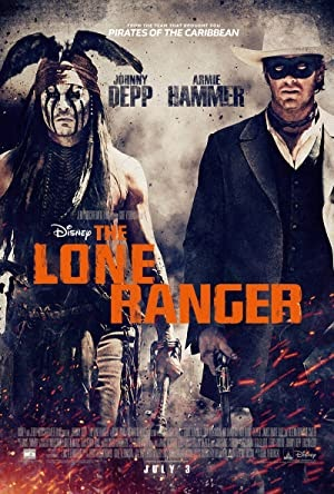 The Lone Ranger Dual Audio Hindi Dubbed 2013 Download 480p