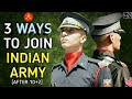 How To Join Indian Army After 10th In Hindi