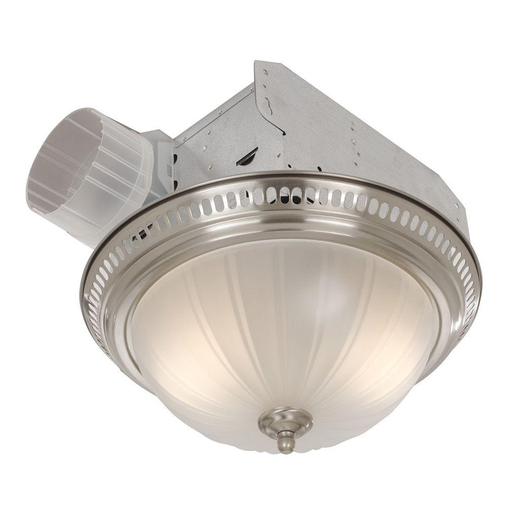 Bathroom Ceiling Light And Exhaust Fan