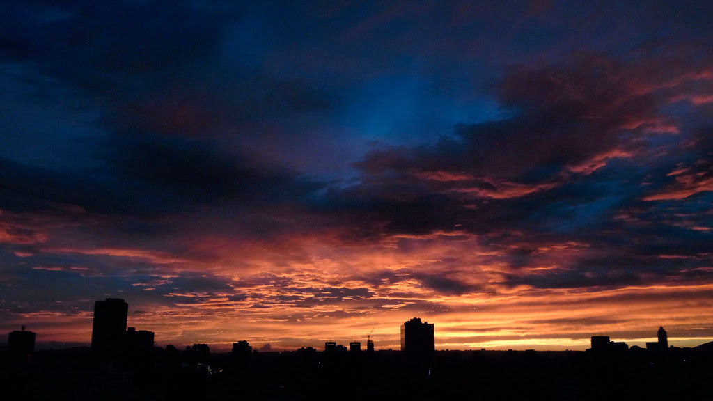 2013 08 01 台北的天空