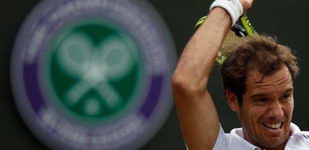 Francês vai disputar uma semifinal de Grand Slam apenas pela terceira vez na carreira
