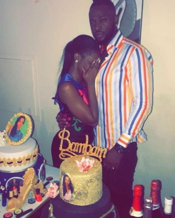 Teddy-A's Surprise 29th Birthday Party For Bambam (Photo)