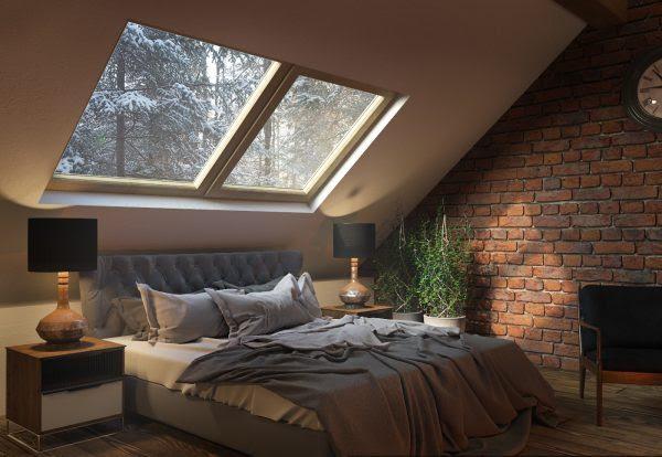 Sleeping under the stars iBedroomi iskylighti ideas Little