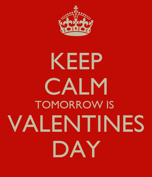 Image result for valentines day is tomorrow in pink