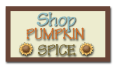 Pumpkin Shop Spice