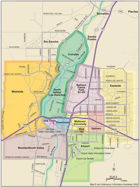 Abq Zip Code Map Albuquerque Nm Zip Code Map | World Map Gray