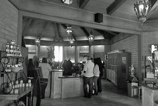 Wente Vineyards - Inside the tasting room
