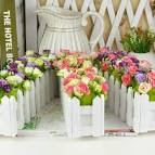 Free shipping real touch rose for wedding Super elevation ...