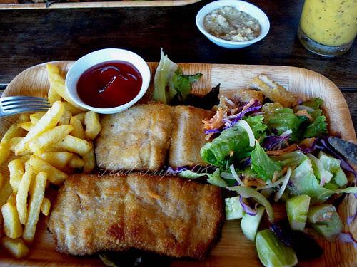 australian fishnchips