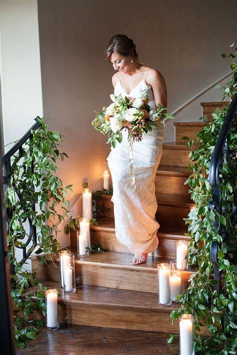 Intimate Romantic Backyard Wedding   Glamour & Grace