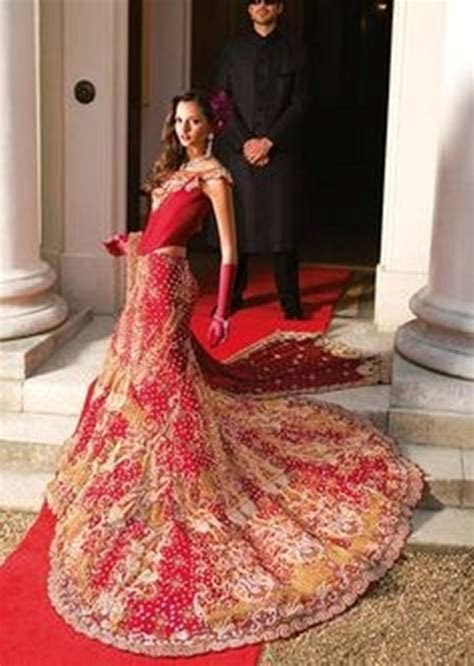 Indian Wedding Dresses 2013 Ideas For Girls 009   Life n