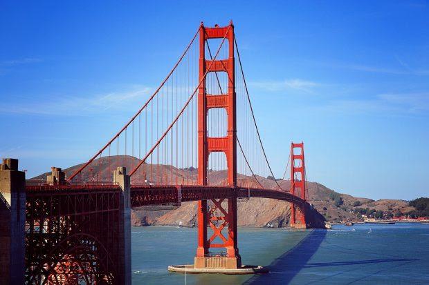 Golden Gate Bridge, San Francisco, California, USA 2