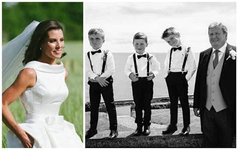 Real Irish Wedding   Leanne Matson & Seamus Galvin
