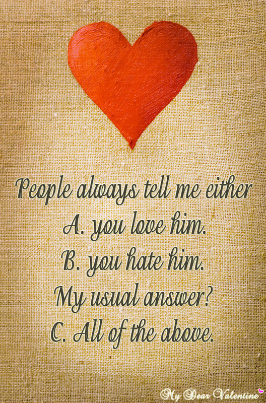 Love Quotes For Him Love Quotes