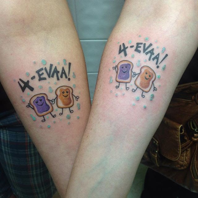 20creative Best Friend Tattoos Ideas Page 4 Of 7