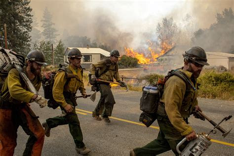 weve lost   methow valley wildfires high
