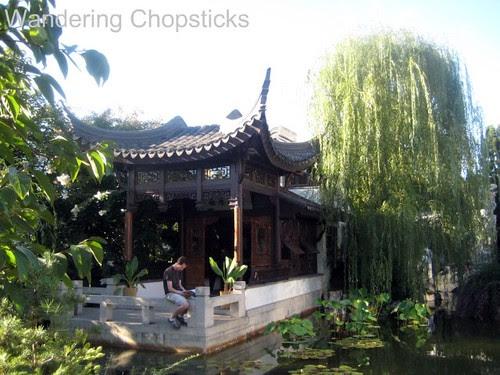 Day 4.12 Lan Su Chinese Garden (Portland Classical Chinese Garden) - Portland - Oregon 27