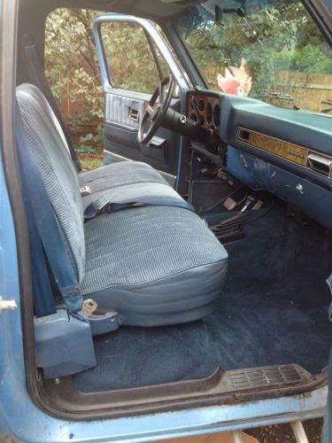 Purchase used 1987 Chevrolet v20 2500 4wd Pickup in ...